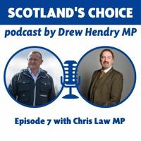 7. Chris Law MP - International Aid