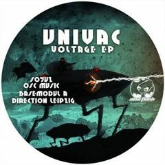 UNIVAC - VOLTAGE EP - NF10