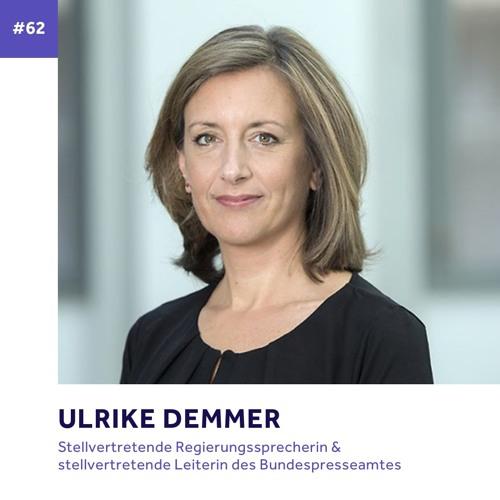 #62 - Ulrike Demmer über Bauchgefühl, Kopfkino und persönliche Meilensteine