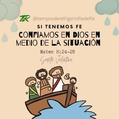 Confiamos en Dios en medio de la situación