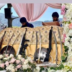 Rehras Sahib Bhai Sahib Singh  Guru Nanak Dal