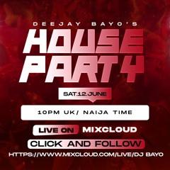Da House Party Mixx Vol37