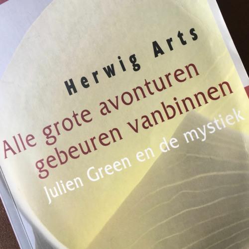Herwig Arts Julien Green en de Mystiek