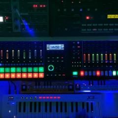 Vanderson - Goa Trance Hardware Live Set IV