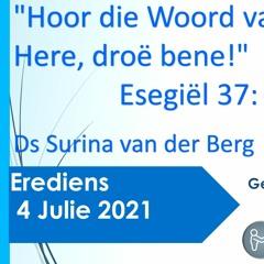 4 Julie 2021 Erediens Olv Ds Surina Van Der Berg MP3