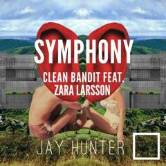 Clean Bandit feat. Zara L. - Symphony (JH 2K21 REMIX)