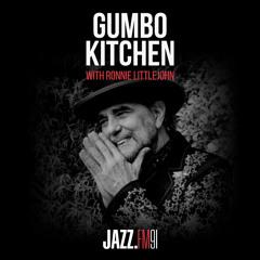 The Gumbo Kitchen w guest Daniel Lanois Feb 5, 2021