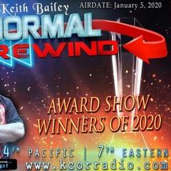 Paranormal Rewind Awards Show 2020