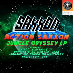 20 Saxxon - Cherry On Top [Liondub International]