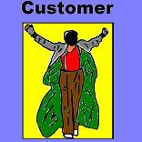 customer's avatar
