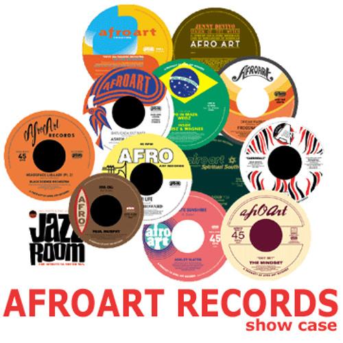 AfroArt Records's avatar