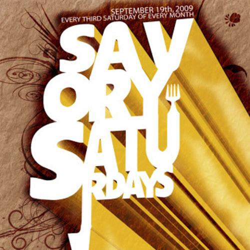 Savory Saturday's's avatar