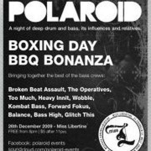 Polaroid Events's avatar