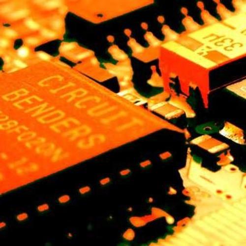 Circuit Bent Akai S2000 break1