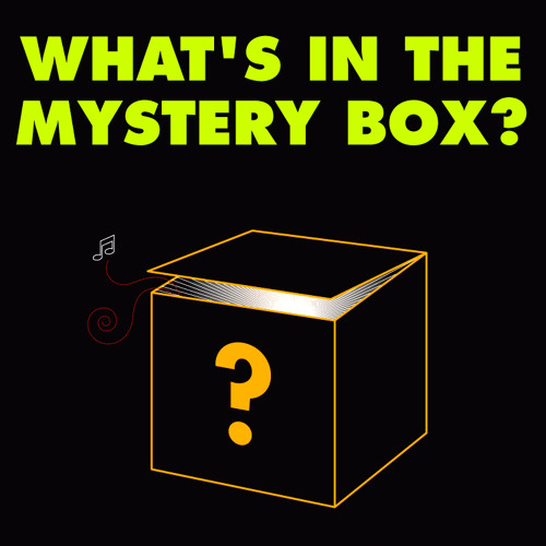 What's in the Mystery Box's avatar