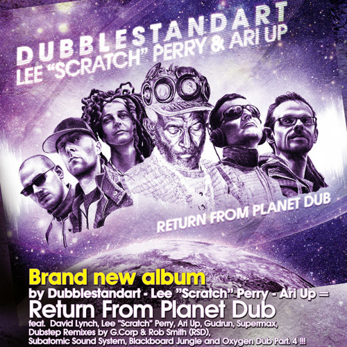 Planet Dub Tour 2010's avatar