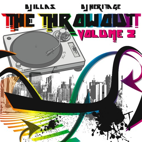 DJ Illas & DJ Heritage - The Throwout Volume 1