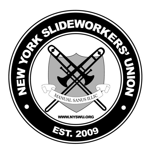 Curtis Hasselbring at the NY Slideworkers' Union, Jan 17th 2010
