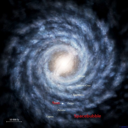 Meditation And Obstacles - Milkyway Outcast