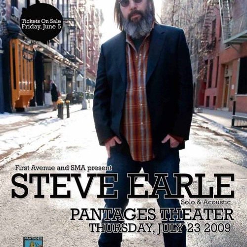 Steve Earle's avatar