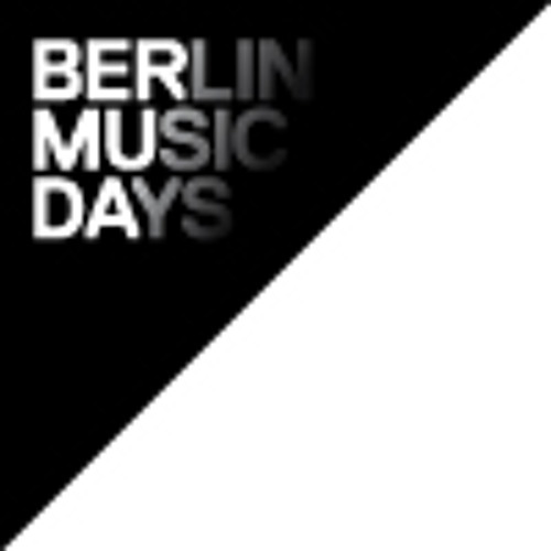 Berlin Music Days|BerMuDa's avatar