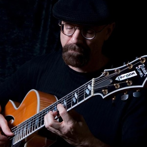 Paul Weitz Jazz Guitarist's avatar