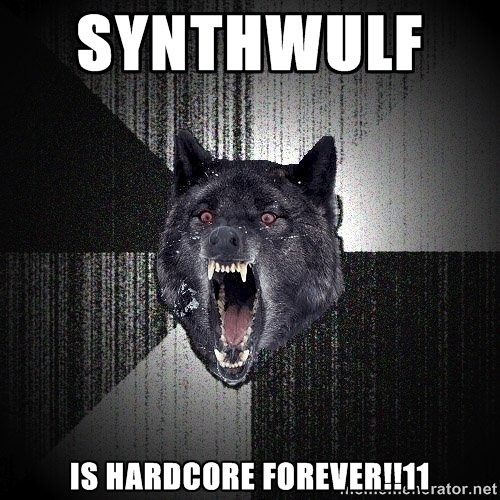 You're My Angel (Synthwulf's Trancecore Mix)