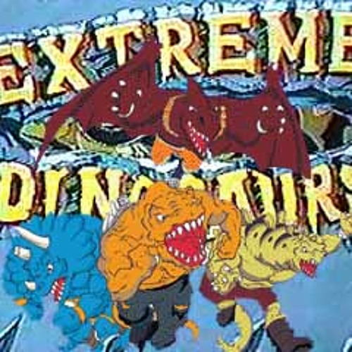 Extreme Dinosaurs N Space's avatar