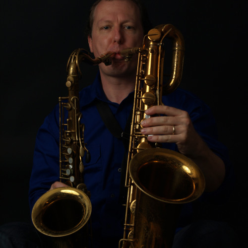 Tenorsax Solo - Onkel explores the Blues