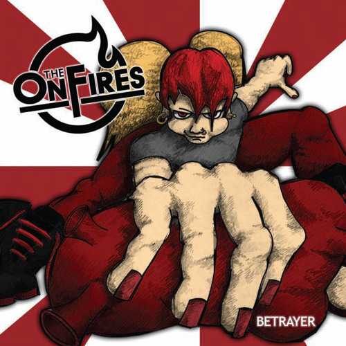 Betrayer by The On Fires's avatar