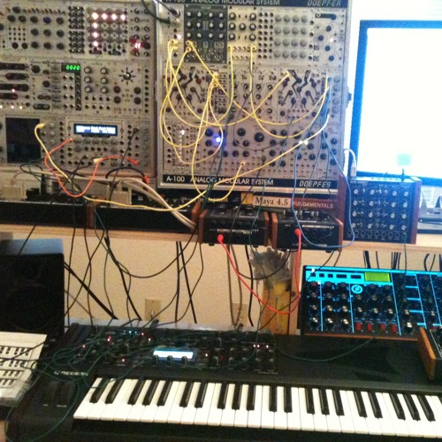 Lair of the Buchla