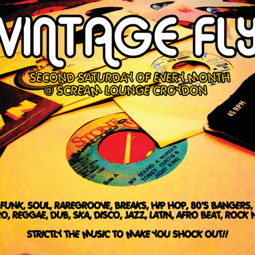 THE VINTAGE FLY TASTER MENU - SELECTED BY THE LAZY TECHNICIAN