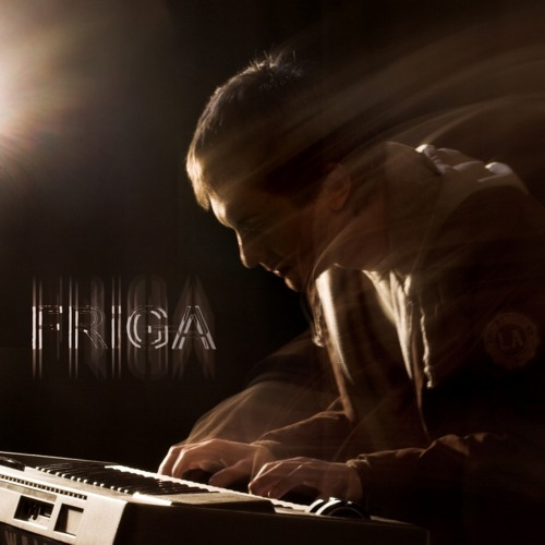 Friga - Held Up In Grace