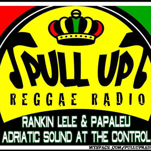 PULL UP REGGAE PROGRAM's avatar