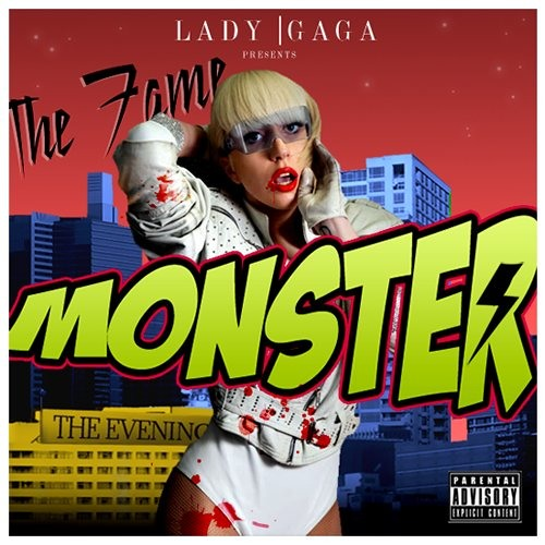 01 - Bad Romance - Lady Gaga