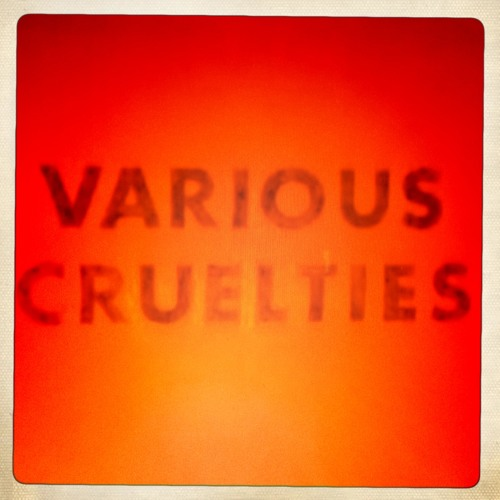 VARIOUS CRUELTIES's avatar