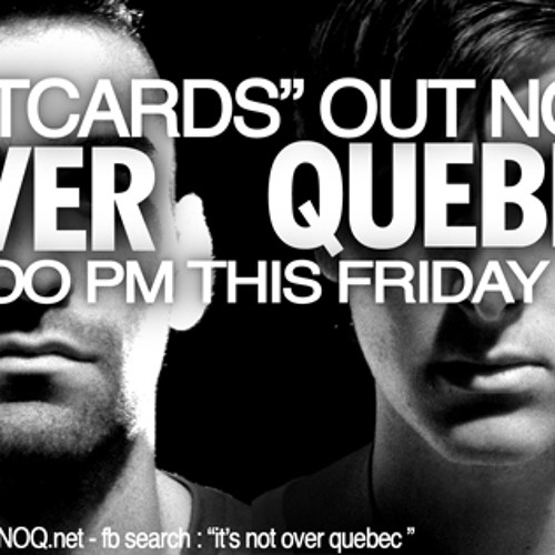It's Not Over Quebec's avatar
