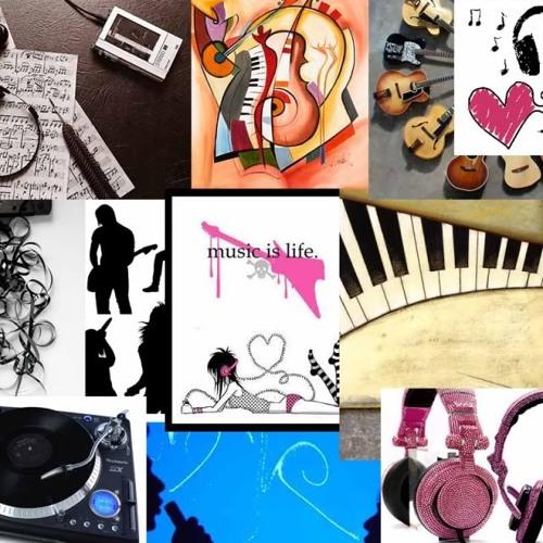 Коллаж музыки картинки