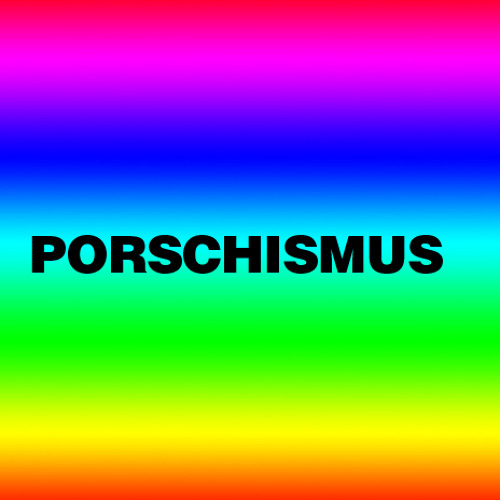 PORSCHISMUS's avatar