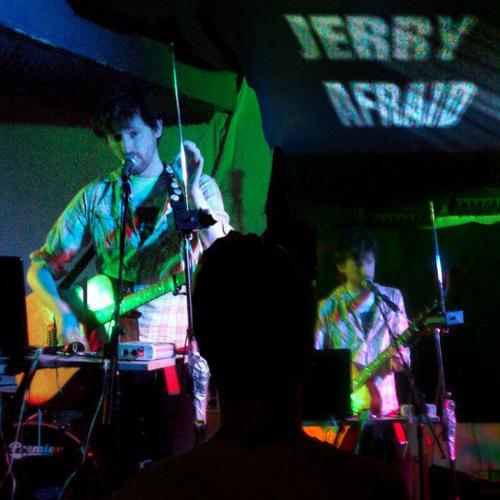 jerry afraid's avatar