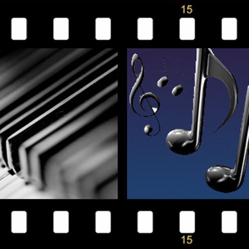 typical film music  (melancholic)