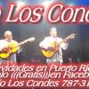 Navidades en Puerto Rico-Trío Los Condes-787-316-0418 Portada del disco