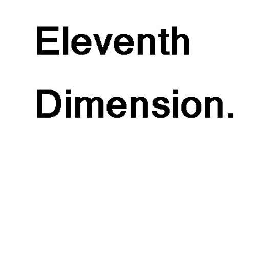 Eleventh Dimension's avatar