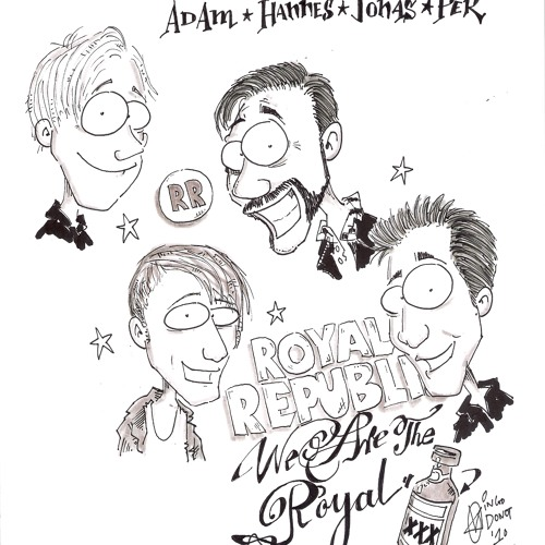 Royal Republic's avatar