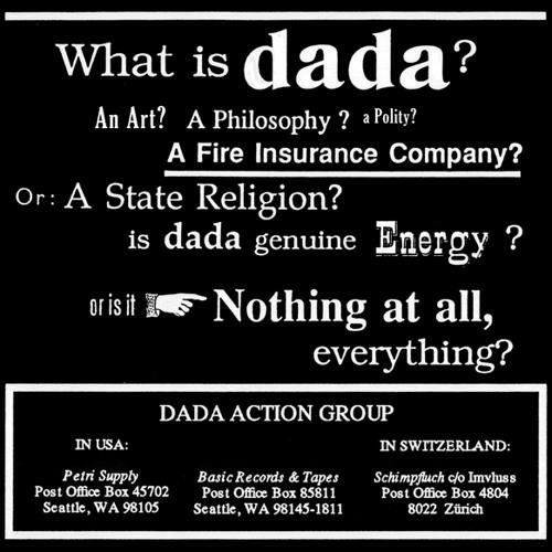 Dada Action Group's avatar