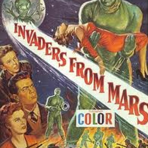 INVADERS FROM MARS!!!'s avatar