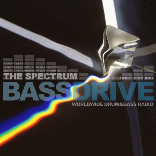2012.07 08 The Spectrum with ACG on Bassdrive Radio
