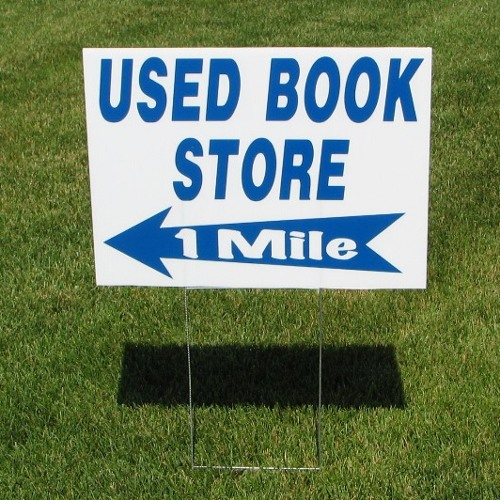 Used Book Store's avatar