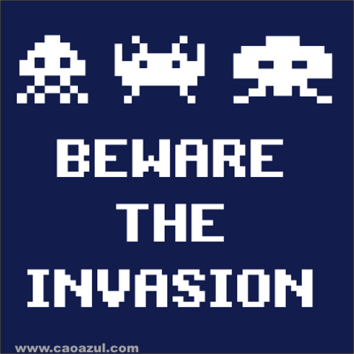 Space invaders's avatar