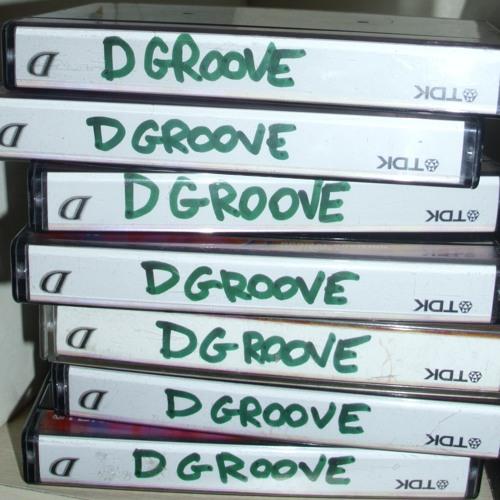 DJ D Groove's avatar